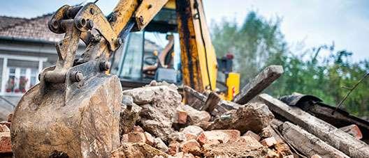 ontmantelingswerken