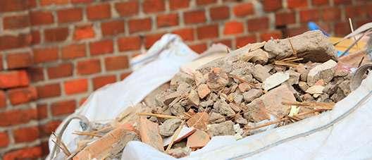 puin verwijderen in Leuven