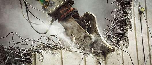 sloop van beton